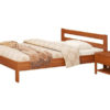 Двоспальне ліжко Альпіна