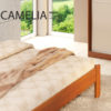 Односпальне ліжко Альпіна 1678