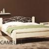 Двоспальне ліжко Амелія 1688