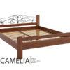 Двоспальне ліжко Амелія 1691