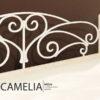 Двоспальне ліжко Амелія 1692