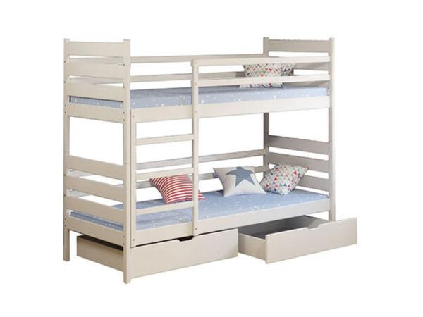 Двох'ярусне ліжко Ларікс