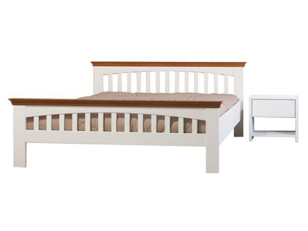 Двоспальне ліжко Лаванда