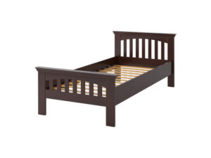 Півтораспальне ліжко Лаванда