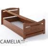 Односпальне ліжко Лінарія 2055
