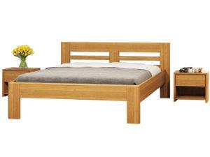 Двоспальне ліжко Ноліна