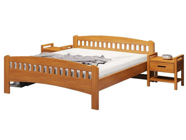 Двоспальне ліжко Розалія