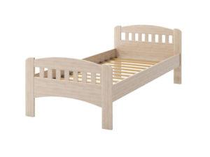 Півтораспальне ліжко Розалія