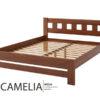 Двоспальне ліжко Сакура 1617
