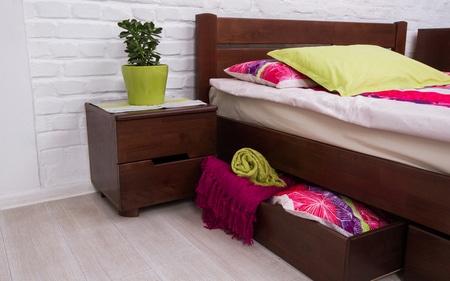 Ліжко з бука